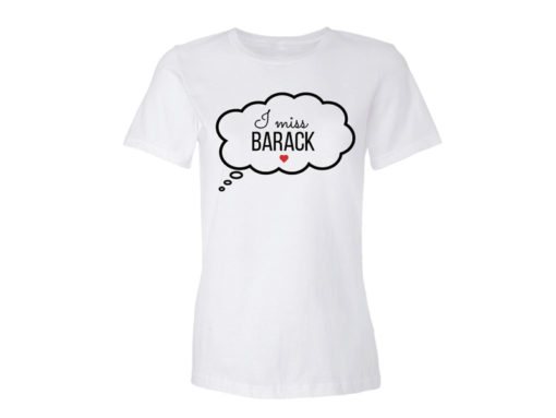 I miss Barack Shirt