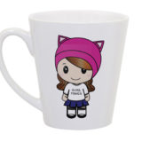 Girl Power Feminist Mug