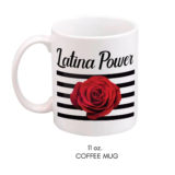Latina Power Mug