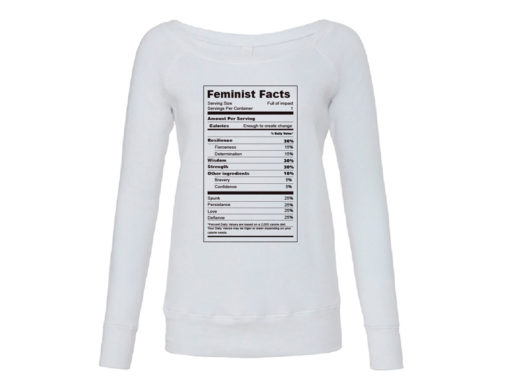 Feminist Facts Shirt