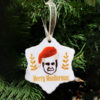 Merry Muellermas Ornament