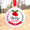 Merry Feministmas Ornament
