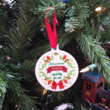 Intersectional Feminism Ornament
