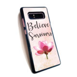 Believe Survivors Phone Case