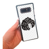 Lady Afro Phone Case