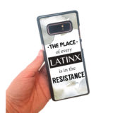 Latinx Resistance Phone Case